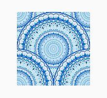 Decorative Sea Waves Seamless Pattern Classic T-Shirt