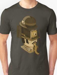 Cyclops photographer Unisex T-Shirt