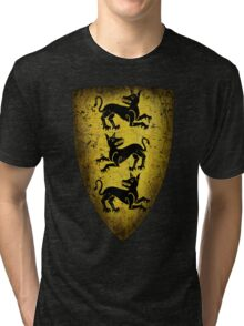 House Clegane Sigil from Game of Thrones Tri-blend T-Shirt