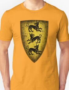 House Clegane Sigil from Game of Thrones T-Shirt