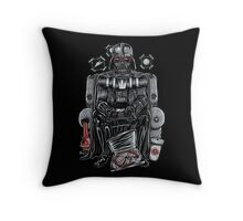 Jedi Sith Gamer Throw Pillow