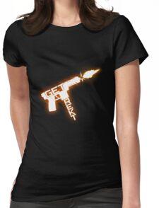 Get rekt - Tec 9 Womens Fitted T-Shirt