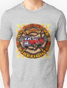 Ohio Firefighter Unisex T-Shirt