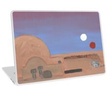 Setting of the Suns Laptop Skin