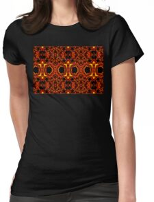 The EaWach - A Dark Tapestries of LorEstain  Womens Fitted T-Shirt