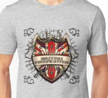 British Firefighter Unisex T-Shirt