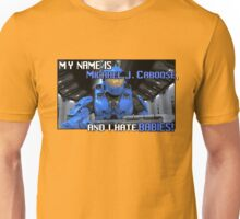 Red Vs Blue: Caboose Best Quote Unisex T-Shirt