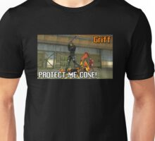 Red Vs Blue: Griff Best Quote Unisex T-Shirt