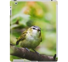 Vireo Bird iPad Case/Skin