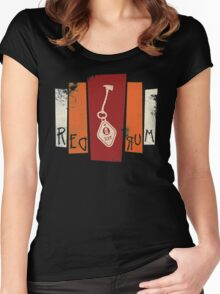 Room 237 Women's Fitted Scoop T-Shirt