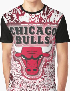 The Bulls is on fire!! Graphic T-Shirt