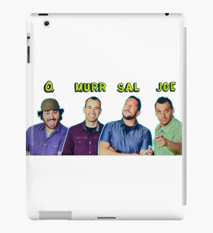 Impractical Jokers iPad Case/Skin
