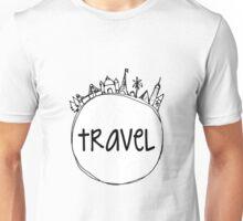 Travel Globe Unisex T-Shirt