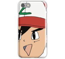 Ash iPhone Case/Skin