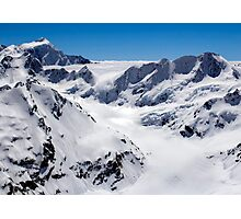 Murchison Glacier Photographic Print