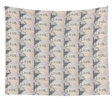 Love Stones Wall Tapestry