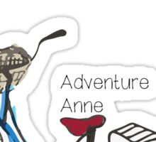 Adventure is out there Bicycle.  Sticker