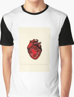heart of earth Graphic T-Shirt