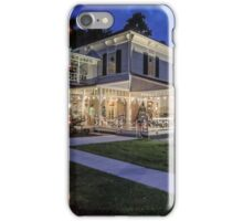 Seminole House - Edison's Winter Retreat iPhone Case/Skin