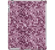 Cube Camo - Pink iPad Case/Skin
