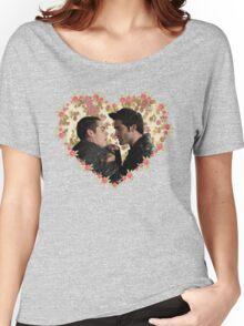 Hearted [Bittersweet] Sterek Women's Relaxed Fit T-Shirt