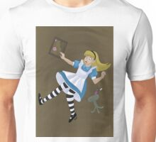 Down the Rabbit Hole Unisex T-Shirt