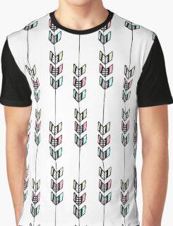 Chevron Arrow Patterns Graphic T-Shirt