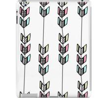Chevron Arrow Patterns iPad Case/Skin