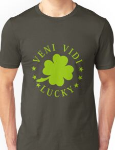 Veni vidi lucky VRS2 T-Shirt