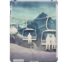 The Chair Lift iPad Case/Skin