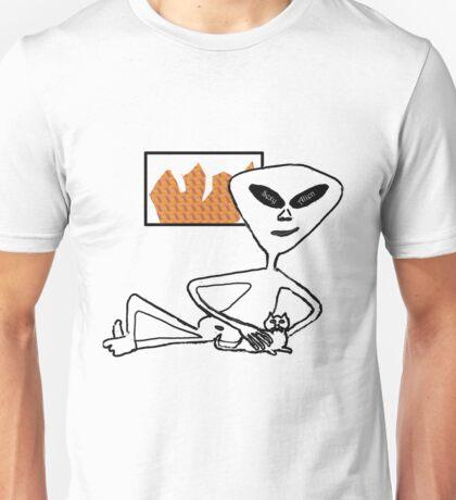 Sexy Alien Unisex T-Shirt