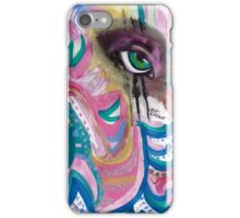 candy labyrinth iPhone Case/Skin