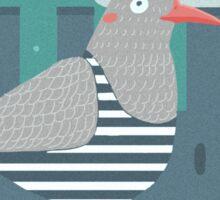 A seagull Sticker