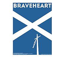 Braveheart Photographic Print