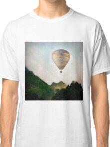 The Great Escape Hot Air Balloon Classic T-Shirt