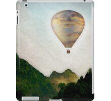 The Great Escape Hot Air Balloon iPad Case/Skin
