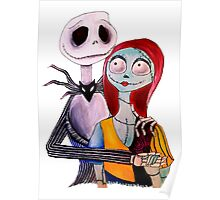 Jack and Sally Poster