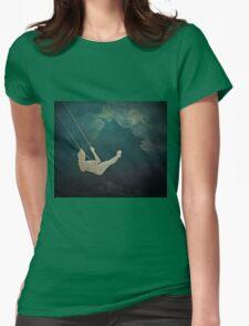 Swingin' Womens Fitted T-Shirt