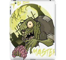 Yes Master iPad Case/Skin