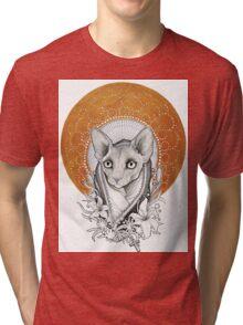 Virgin Mary Tri-blend T-Shirt