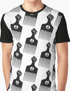 Black Panther Pick Graphic T-Shirt