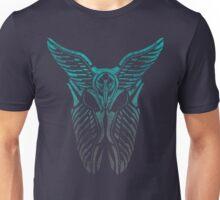 Shard Helm [ TURQUIOSE & SILVER ] Unisex T-Shirt