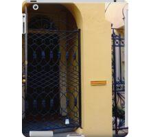 Charleston Portals iPad Case/Skin