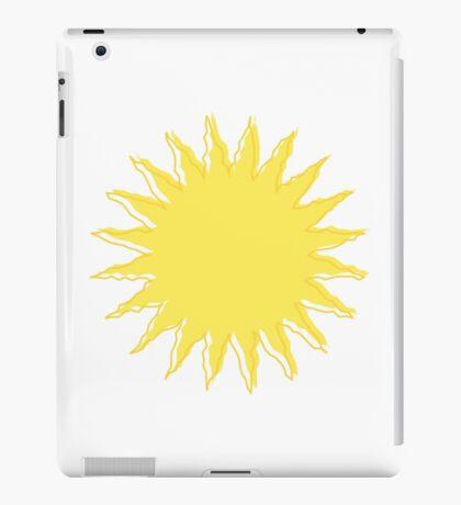 Sun iPad Case/Skin
