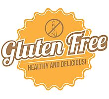 Gluten Free Healthy And Delicious Photographic Print