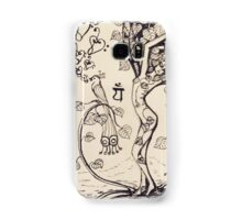 Open your heart Samsung Galaxy Case/Skin