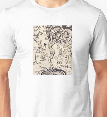 Open your heart Unisex T-Shirt