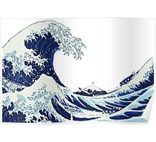 The Big Wave Poster