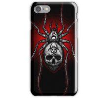 Arachnazrael iPhone Case/Skin