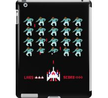 Space Invaders Meets Drake iPad Case/Skin